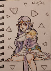 Princess Hilda by SailorSquall