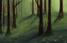 Green by PretzilWolf
