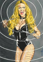 Black Canary E-BAY AUCTION NOW !!!! by BrenoMoreira