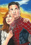 Spiderman And Mary Jane E-BAY AUCTION NOW !!!