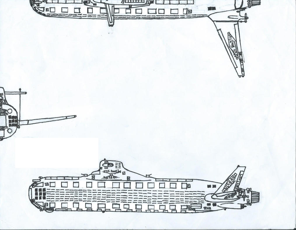 nautilus schematic drawing