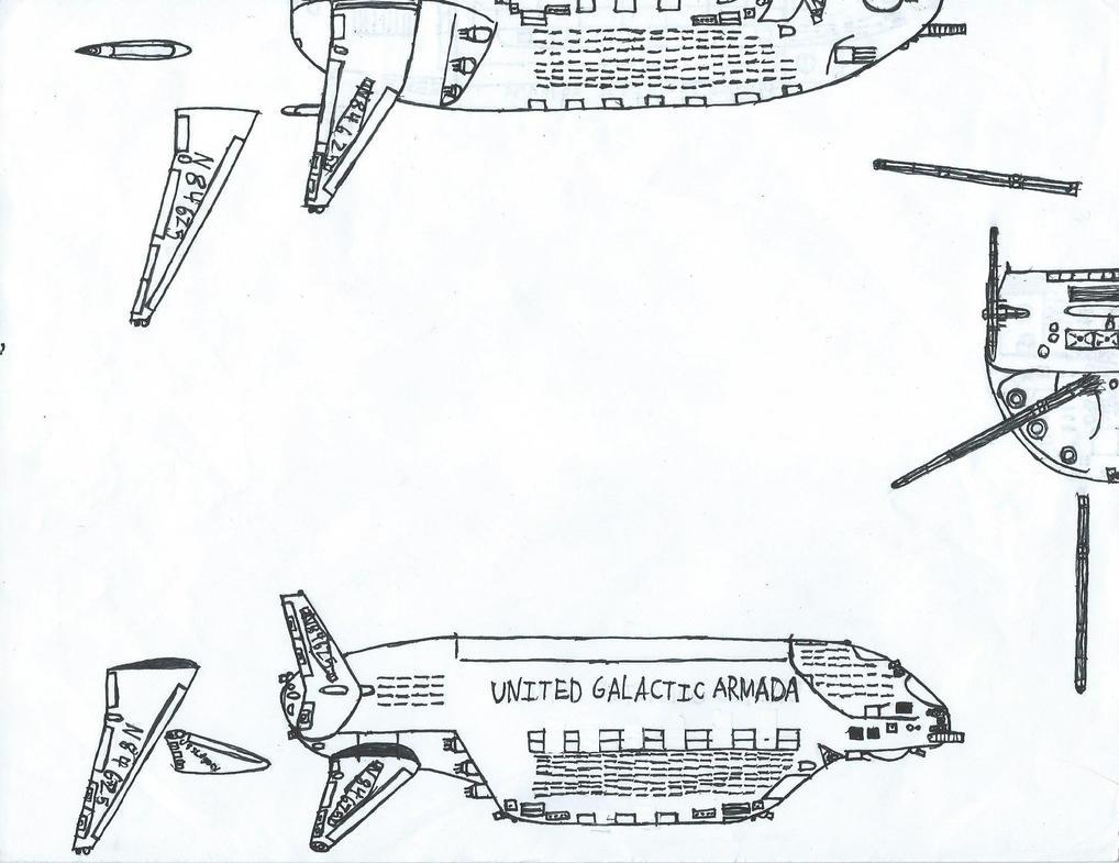 uss legacy schematics pg  2 by hoofman