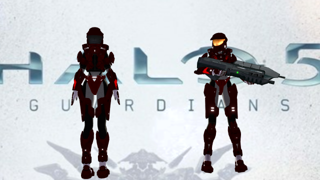 MMD Halo Spartan Mialy 136 Custom by SilverShadowxyt on