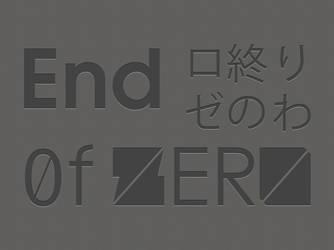 End of Zero