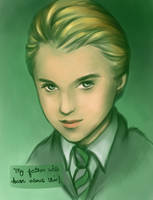 Draco by kimpertinent