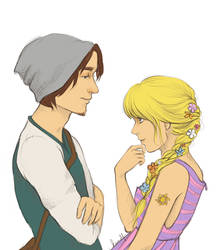 Tangled2 by kimpertinent