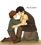 Arya x Gendry