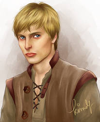 Arthur Pendragon by kimpertinent