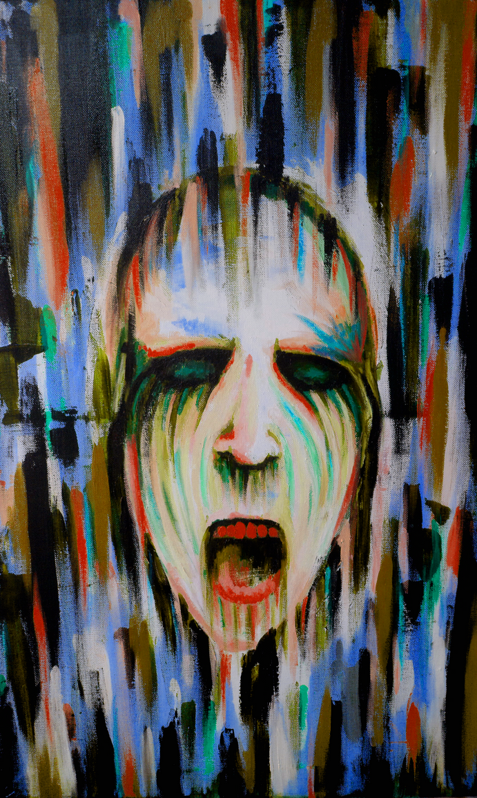 Screaming Pope 2 by AstroAnimation on DeviantArt Francis Bacon Artist Screaming Pope
