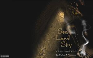 Sea Land Sky 1440x900