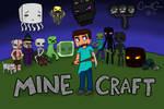 Minecraft Mobs by CubedCake