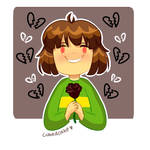 Undertale Rose Collection - Chara
