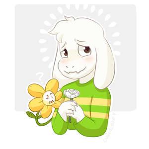 Undertale Rose Collection - Asriel