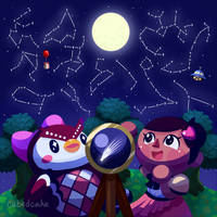 Constellations with Celeste