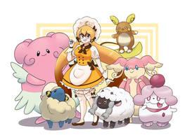 Dnd Pokemon Dream Team