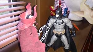 Spawn vs Batman 3