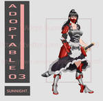 Adoptable 03 Auction [Open] by Sunnight09