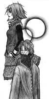 Remus+Tonks