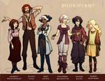 Bookwyrms Cast Part 1