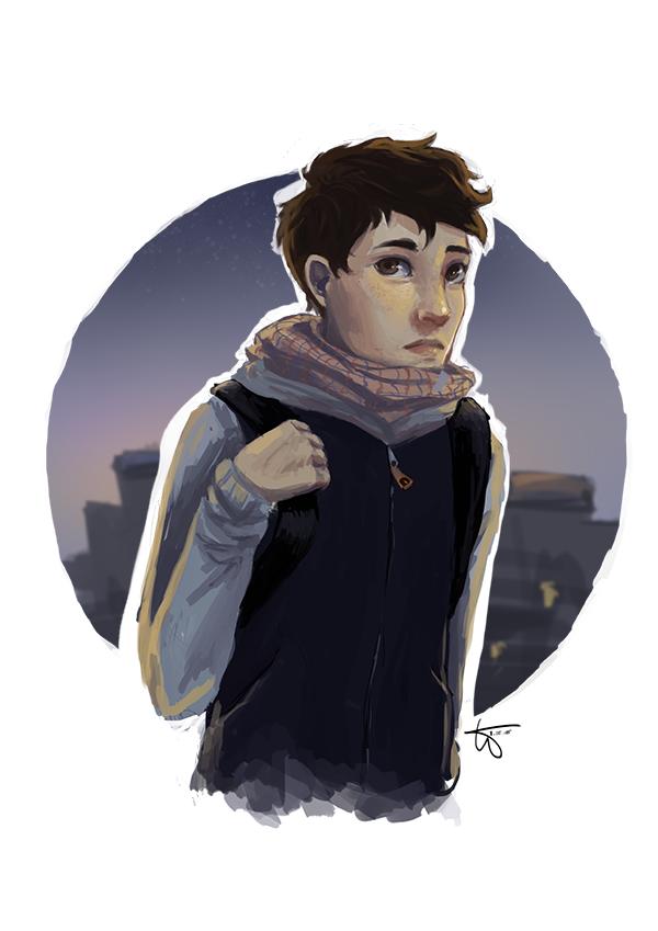 Finn by JaneCherrytree