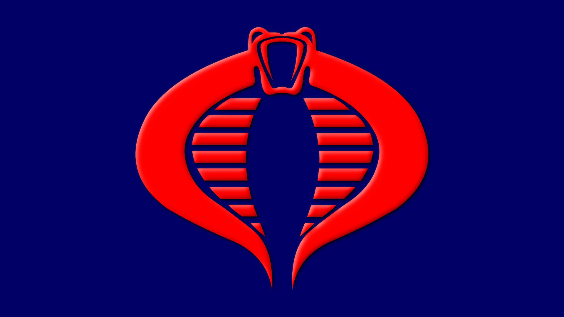 cobra gi joe logo flag