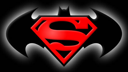 Superman/Batman Symbol by Yurtigo