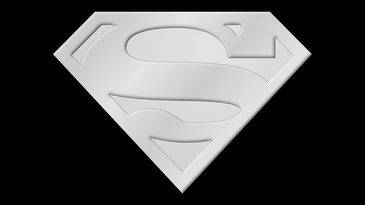 Black Suit Superman Symbol By Yurtigo On Deviantart