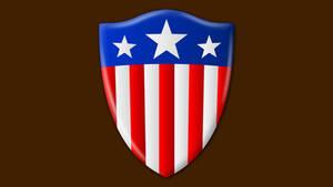 Classic Captain America Symbol