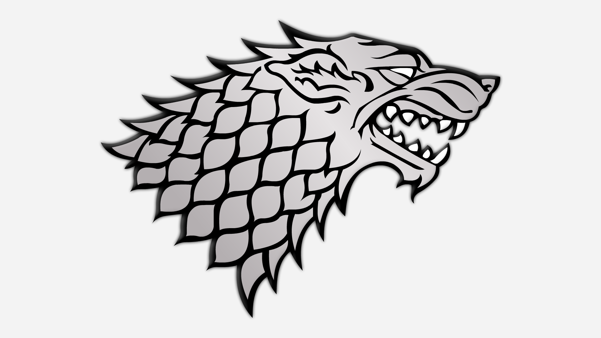 House Stark Symbol by Yurtigo on DeviantArt