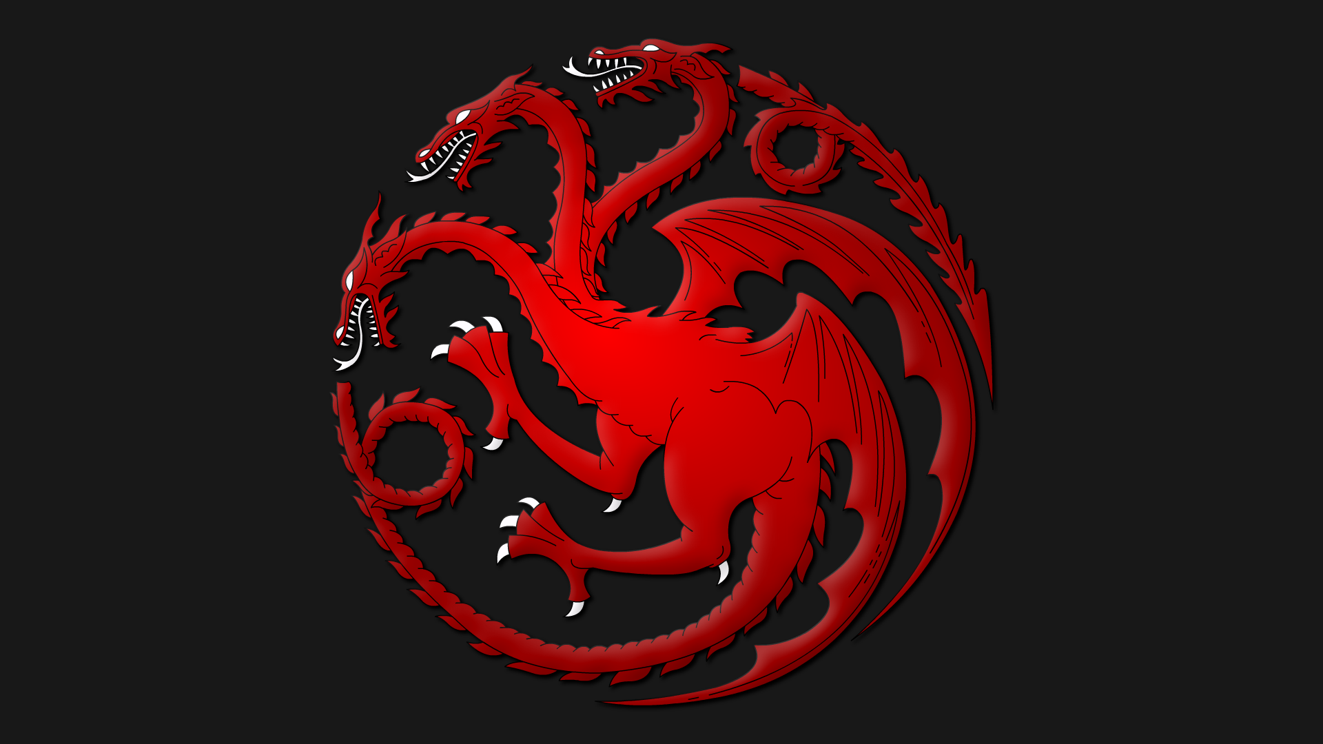 House Targaryen Symbol by Yurtigo on DeviantArt
