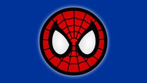 Spider-Man's Mask Symbol by Yurtigo