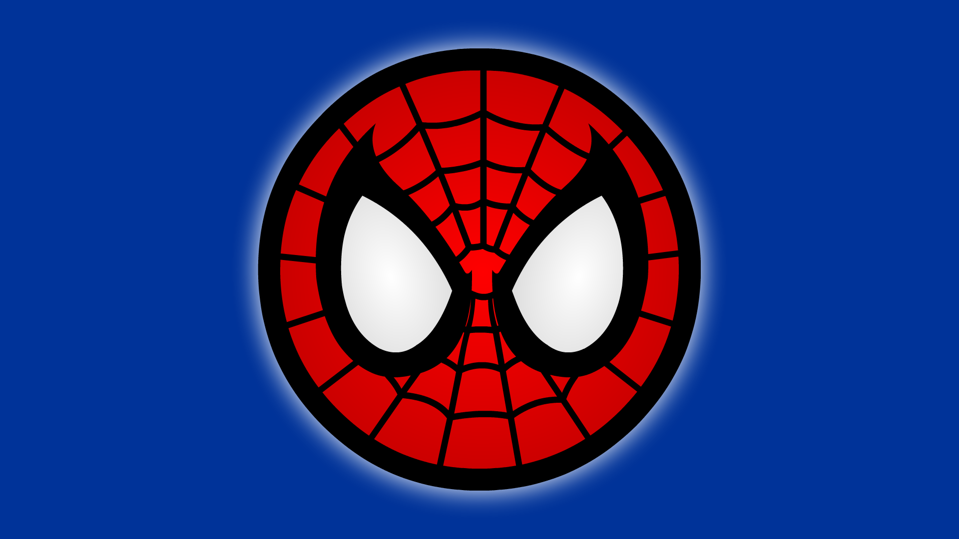 classic spiderman symbol i - photo #21