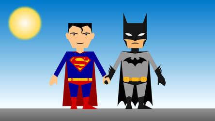 DC Super-Friends by Yurtigo