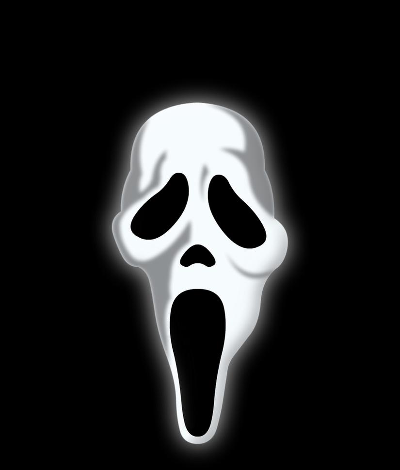 Ghostface Mask by Yurtigo on DeviantArt