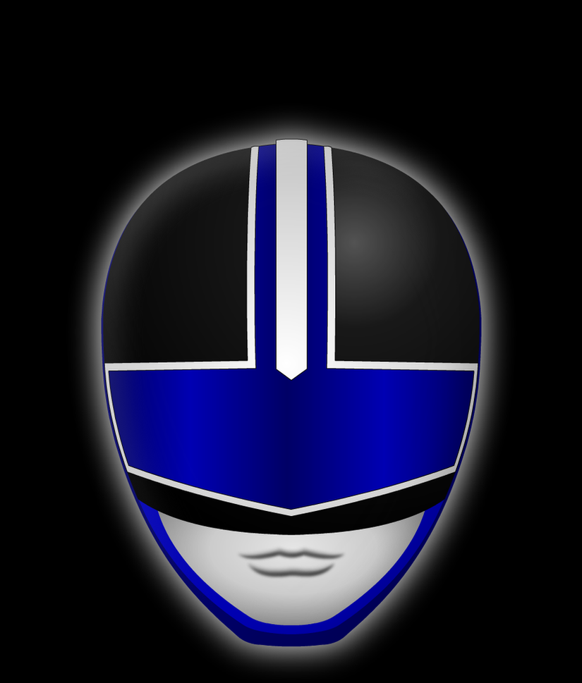 Timeblue helmet by yurtigo on deviantart for Domon television