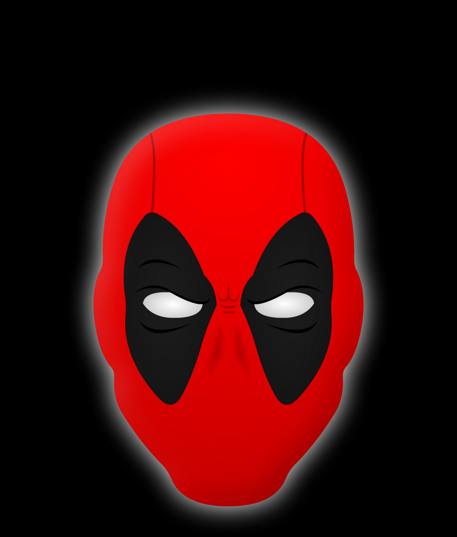 Deadpool Mask Drawing | www.pixshark.com - Images ...