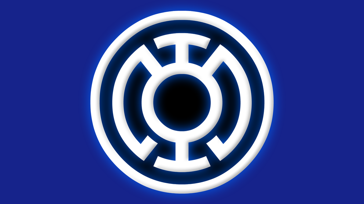 Blue Lantern Symbol By Yurtigo On Deviantart