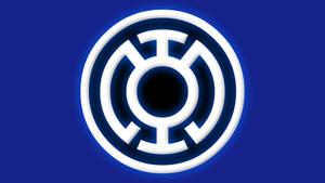 Blue Lantern Symbol