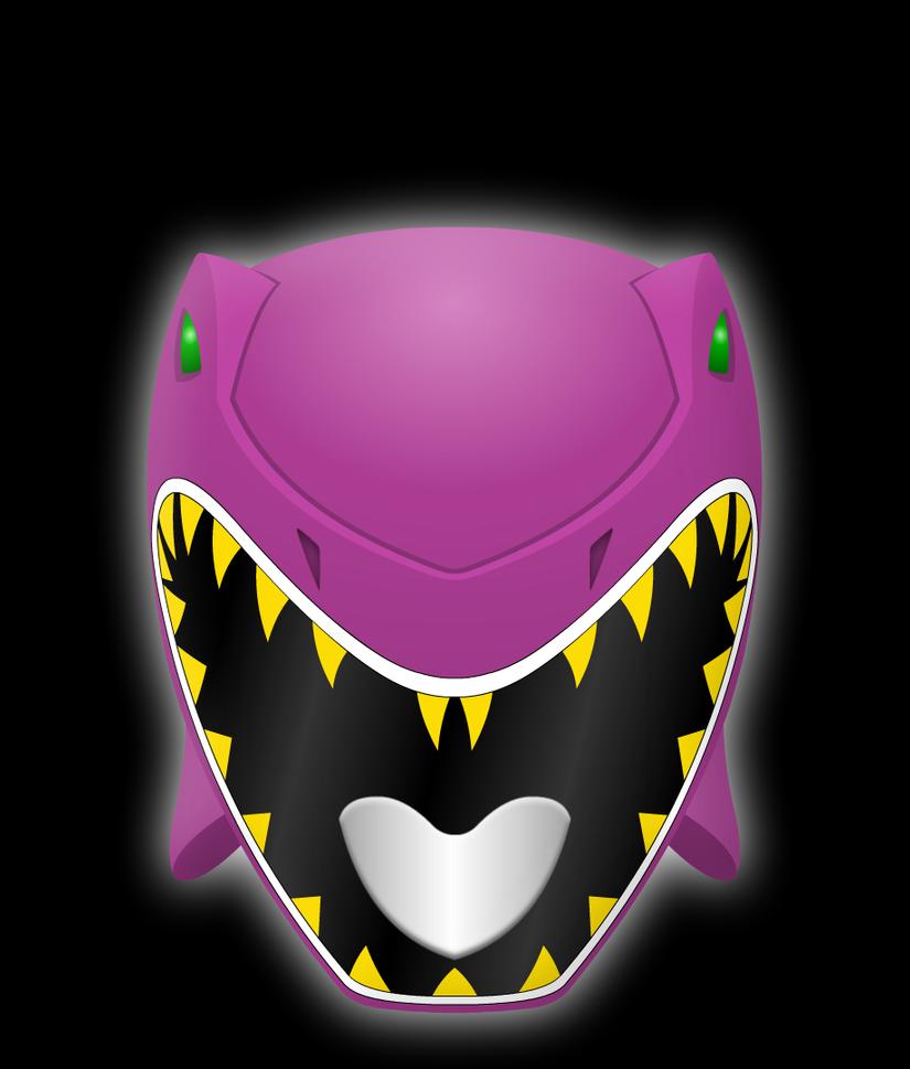 Kyoryu Violet Helmet by Yurtigo on DeviantArt