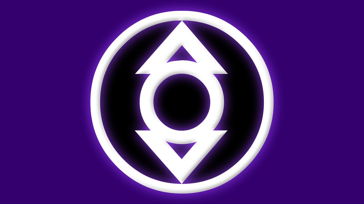 Indigo lantern corps symbol - photo#3
