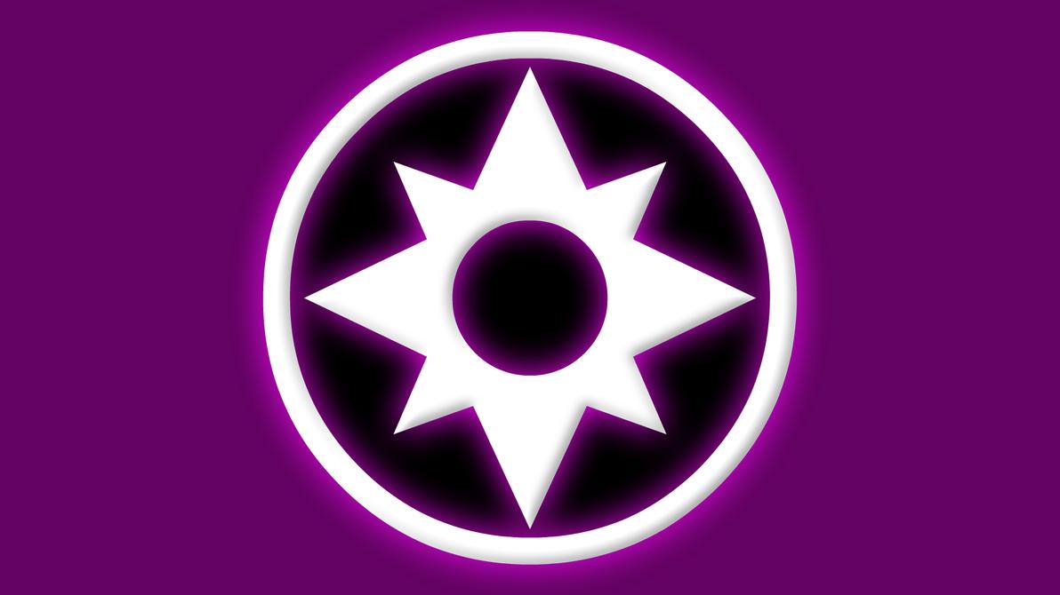 Violet Lantern Symbol by Yurtigo on DeviantArt