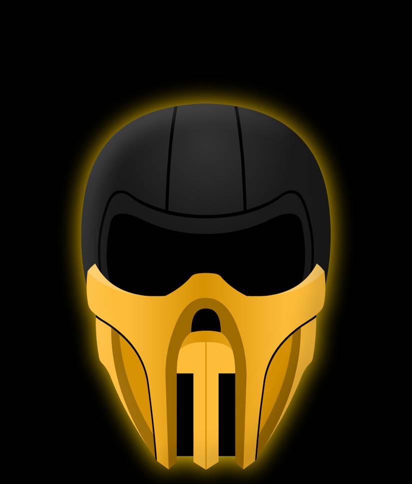 Mk Armageddon Scorpion Mask By Yurtigo On Deviantart
