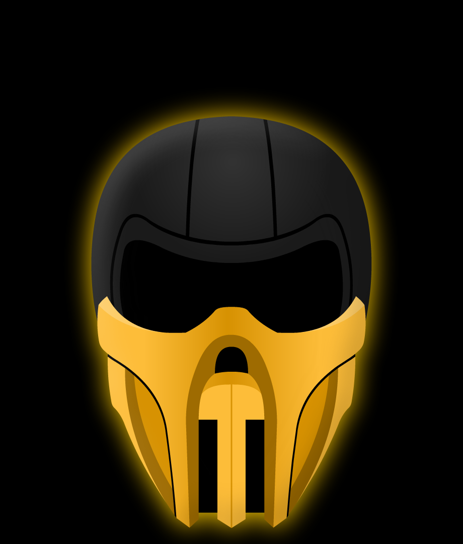 Mk Armageddon Scorpion Mask By Yurtigo On Deviantart