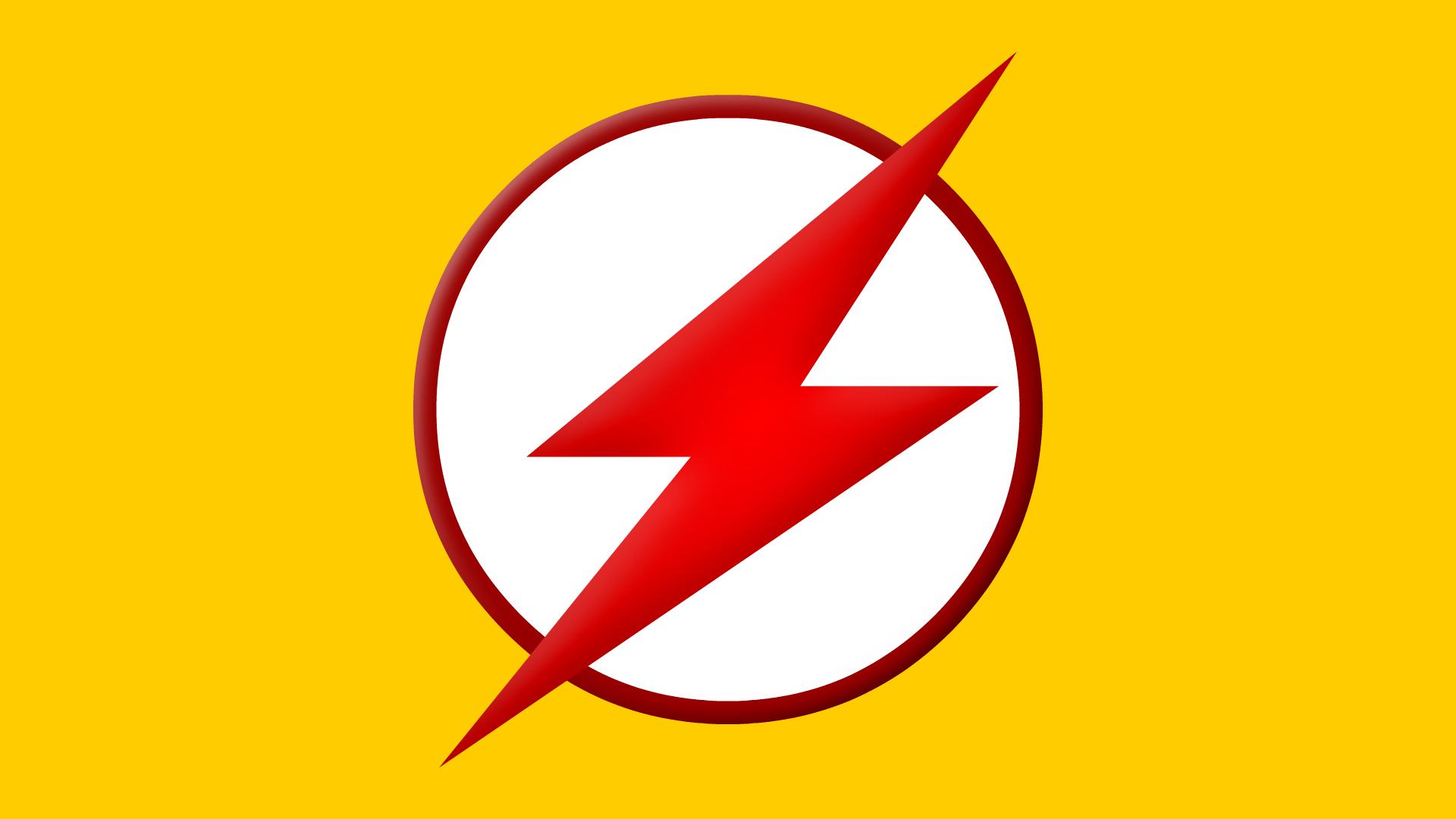 Kid Flash Symbol by Yurtigo on DeviantArt
