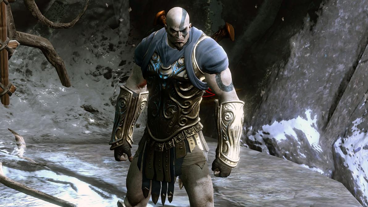morpheus armor god of war 3 remastered by yurtigo on deviantart