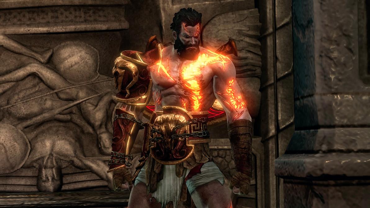 Kratos Brother Deimos Deimos - God of...
