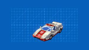Red Alert (Car Mode) - Transformers Devastation