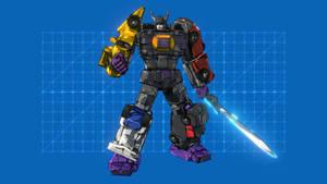 Menasor - Transformers Devastation