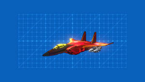 Seeker B (Plane Mode) - Transformers Devastation