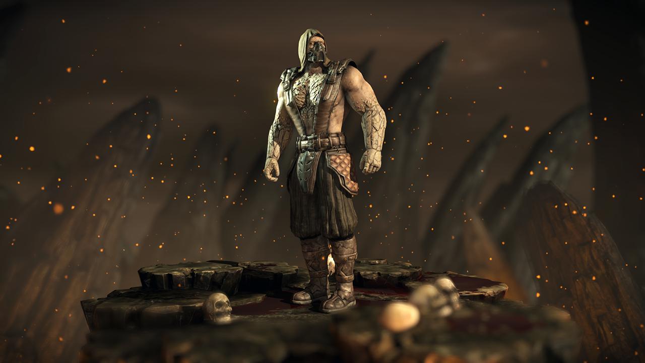 Tremor - Mortal Kombat XL